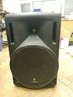 Behringer Eurolive b215a Speaker DJ Equipment Pub Disco FREE MANCHESTER DELIVERY