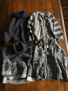 Boys sweaters carters/Gymboree 24months/2t
