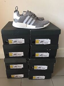 Adidas NMD R1 Solid  Grey sizes 8.5, 9.0 & 9.5 Randwick Eastern Suburbs Preview