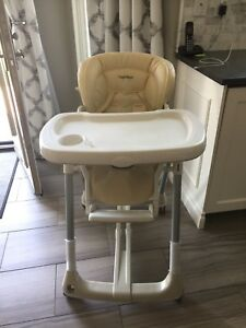FREE!! Peg Perego High Chair - Prima Pappa