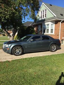 2005 Chrysler 300 with Hemi