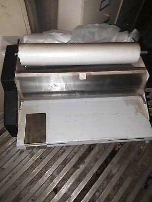 LEDCO premier 3 hot roll laminator