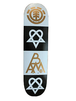 Bam Margera - Element - Skateboard. OG  NOS - NOT reissue.