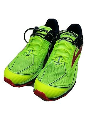 Brooks Mazama trail running shoes cross offroad Mens superlight UK 8