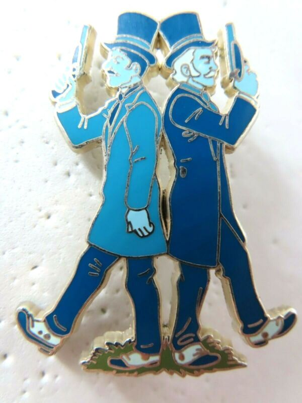 Disney Pin WDW - The Haunted Mansion - Duelers LE 1000 #60182