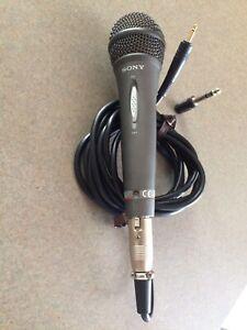 Micro Microphone SONY