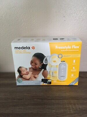 Medela Freestyle Flex Breast Pump - FREE SHIPPING-Double Electric Double Pump