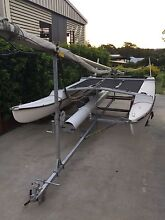 "Maricat Catamaran 14"" Burpengary Caboolture Area Preview"