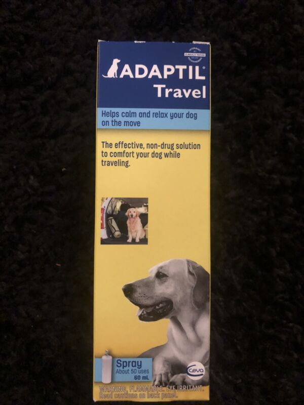 Adaptil Travel Calm Spray for Dogs 60 ml EXP:12/2021