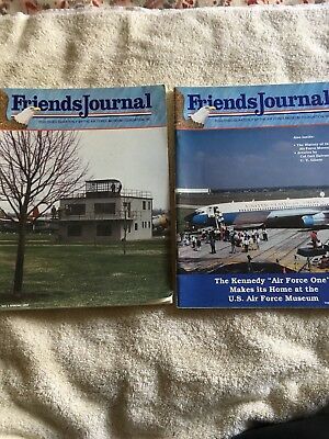 (Friends Journal Spring 1995 And Fall 1998)