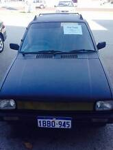 A Rare Little Gem **1986 Suzuki Mighty Boy Ute** Inglewood Stirling Area Preview