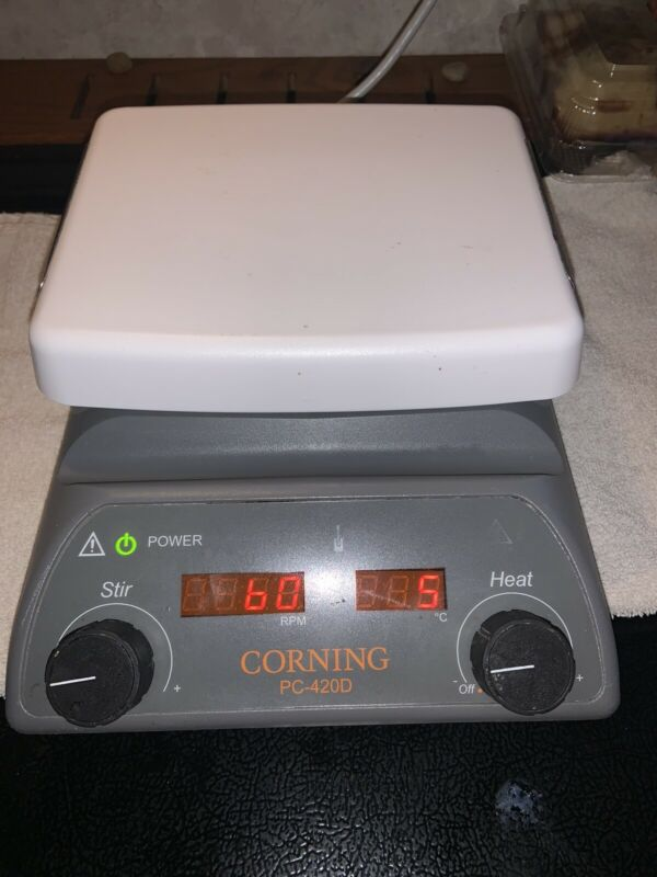 Corning PC-420D 6795 420D Lab stirrer and Hot Plate