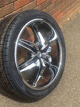 Wheels Brand New 4x Rims Tyres Mags Alloy Wheels Ford Ranger Kalamunda Kalamunda Area Preview