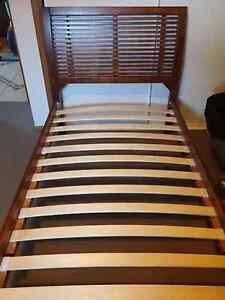 Single Wooden Slat Bed Molendinar Gold Coast City Preview