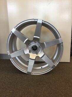 """20"""" alloy wheels to suit Holden commodore Preston Darebin Area Preview"""