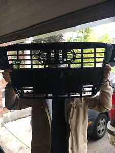 Blacked out grille audi s5 a5 2009 2010