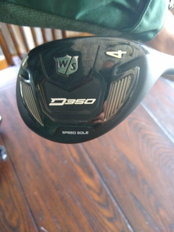 Wilson D350 4 Hybrid - Excellent Condition