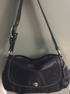 Authentic Coach Leather Soho Handbag