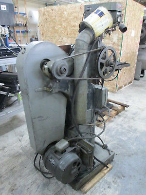 U.s. Machine Tool Co 23 X 4 1hp 115230v 1ph Horizontal Milling Machine