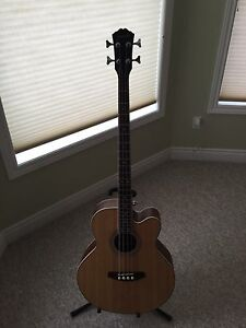 Acoustic/Electric Bass for Sale