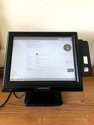 Used - Complete - Touch Dynamic - 15 Breeze All In One Pos - Win 7 - Pixelpoint
