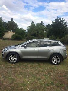 Mazda CX-7 turbo diesel 2011 Uralla Uralla Area Preview