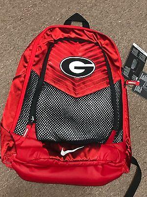 Nike Vapor Power Georgia Bulldogs  Laptop Backpack Bookbag Ba5285 657