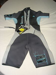 SEADOO WOMENS WETSUIT NEW WITH TAGS! SIZE 9-10