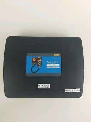 Digital Light Meterlux Meter 100000lux Lx1010bs - New With Case