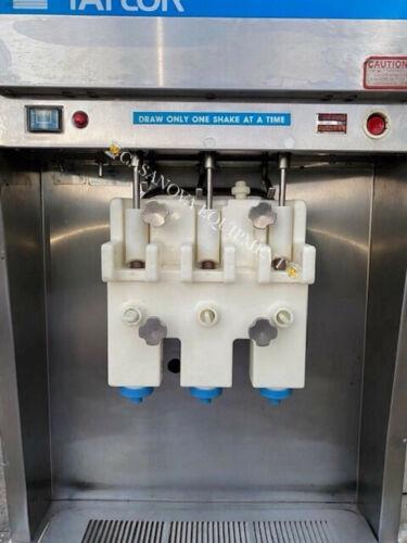 COMMERCIAL RESTAURANT TAYLOR 5454..2 FLAVOR + TWIST SOFT SERVE ICE CREAM MACHINE
