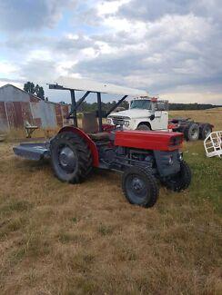 135 massey ferguson tractor