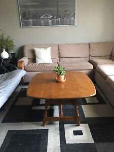 By Vilas - Solid Maple Coffee Table