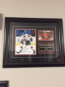 Autographed halifax mooseheads items