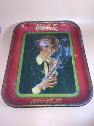ORIGINAL Vintage Antique 1927 COCA COLA