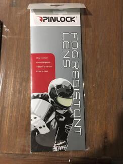 Brand new Pinlock anti fog visor for Shark helmet (VZ60/VZ80)