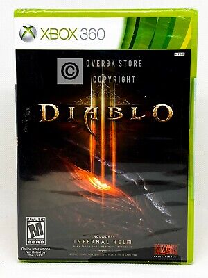 Diablo III - Xbox 360 - Brand New | Factory Sealed for sale  Shipping to Nigeria