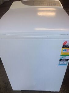 WASHING MACHINE 8.0KG FISHER & PAYKEL EXCELLENT CONDITION Pendle Hill Parramatta Area Preview