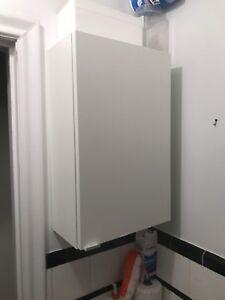 Ikea - LILLÅNGEN Wall cabinet, white