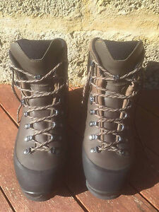 Scarpa Mens Hiking Boots - Like New - Sz 42 Osborne Park Stirling Area Preview