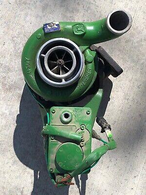 Oem John Deere Re534530 Turbocharger 7830 7930 Tractor 4730 4830 Sprayer