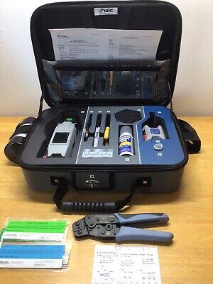 Corning TKT-UNICAM-PFC2 TKT-UniCam Tool Kit2 For Fiber UniCam Termination