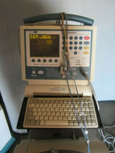 Cardiodynamics Bioz EKG Machine