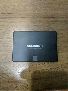 Samsung SSD 850 EVO 250GB Hard Drive Solid State