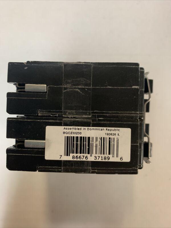 Cutler Hammer  Quad  Circuit Breaker   BQC23030 , A3030CT