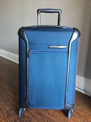Tumi Alpha Lightweight International 4-Wheeled Carry-on luggage 283520 $595