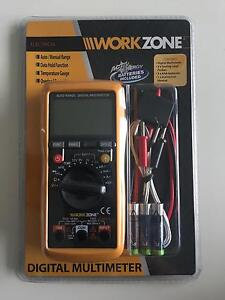 Brand new digital multimeter Hornsby Hornsby Area Preview