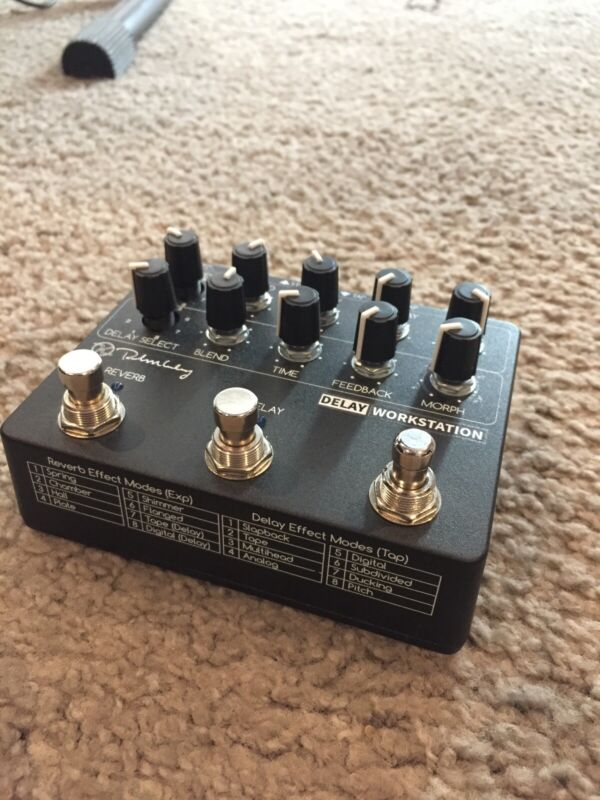 Keeley Delay Workstation Effects Pedal