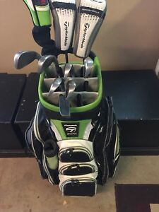 Taylor made RBZ golf clubs LH