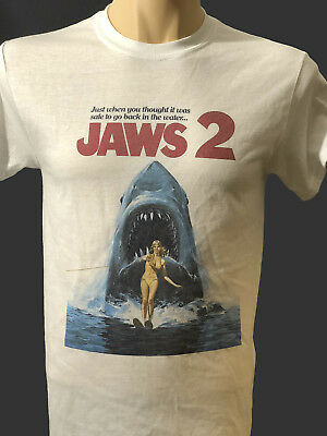 Jaws 2 T Shirt Movie T Shirt