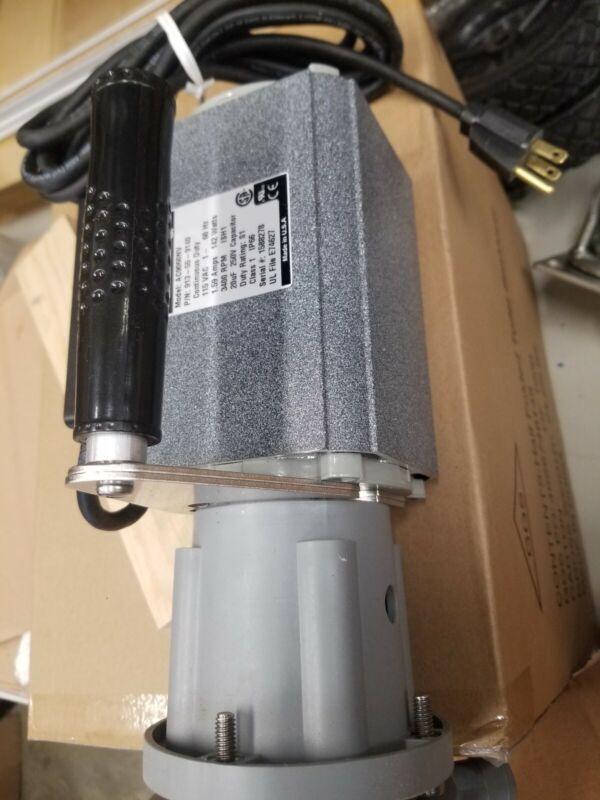 Sethco Barrel Pump Magnetic Drive  Seal-less Drum Pump Om-384